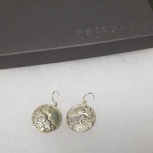 Silpada Tidal Wave Earrings